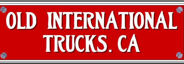 Old International Trucks.ca Logo