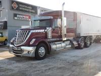 Donnie Baker - D&B Trucking 2013 International Lonestar