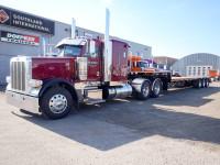 Devon Davidson Trucking Stony Plain ab