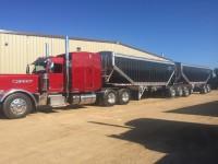 Hummel Transport  2018 Doepker Legacy We thank you Mike