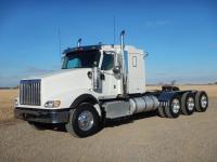 Lo-Cost Transport Ltd. 2015 International 5900i SBD Tri Drive