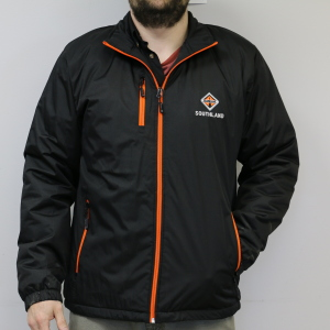 Black Winter Jacket Mens | Southland International Trucks