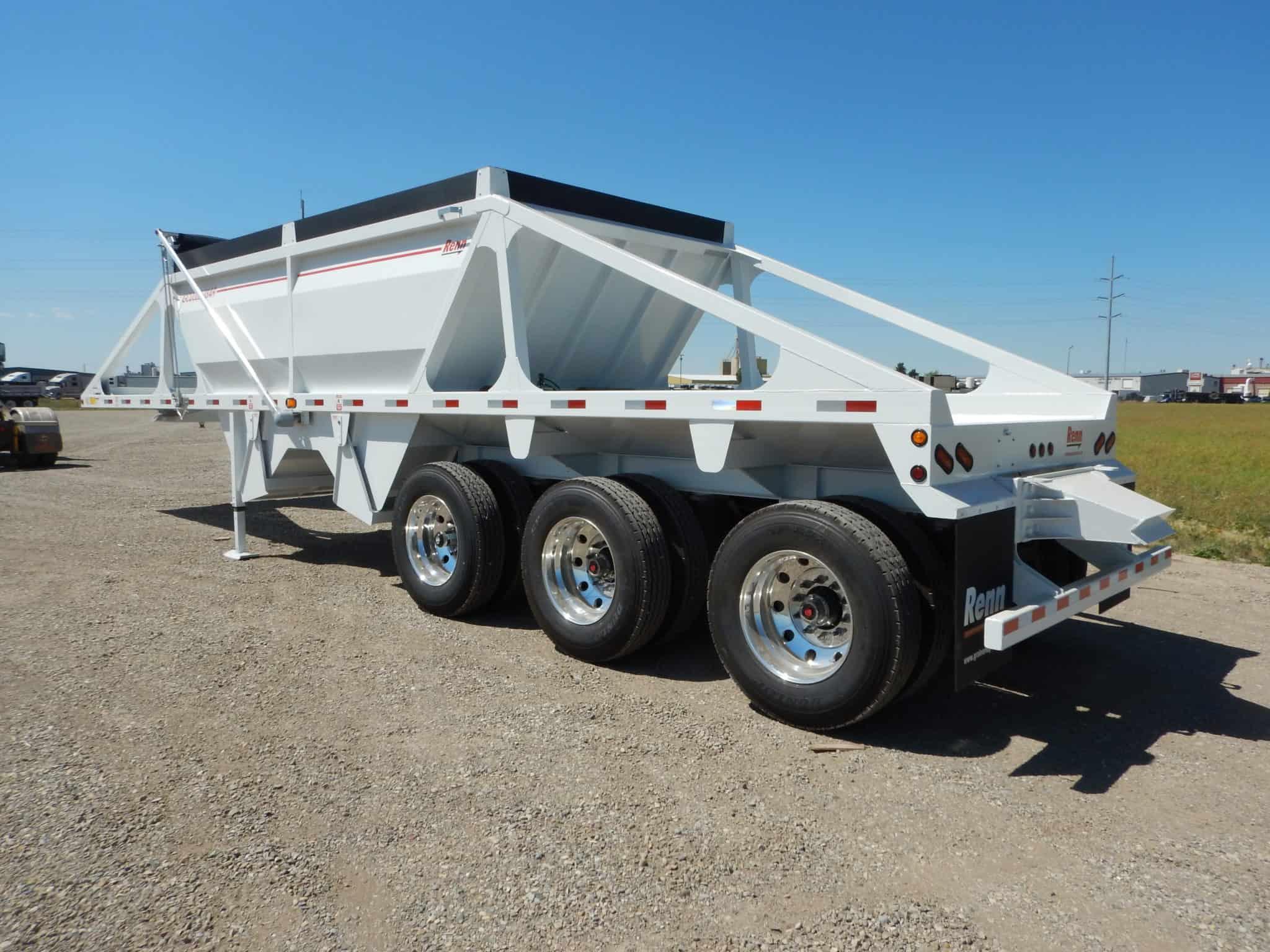 Used International Trucks >> Renn Triaxle Belly Dump-S709 | Southland International Trucks