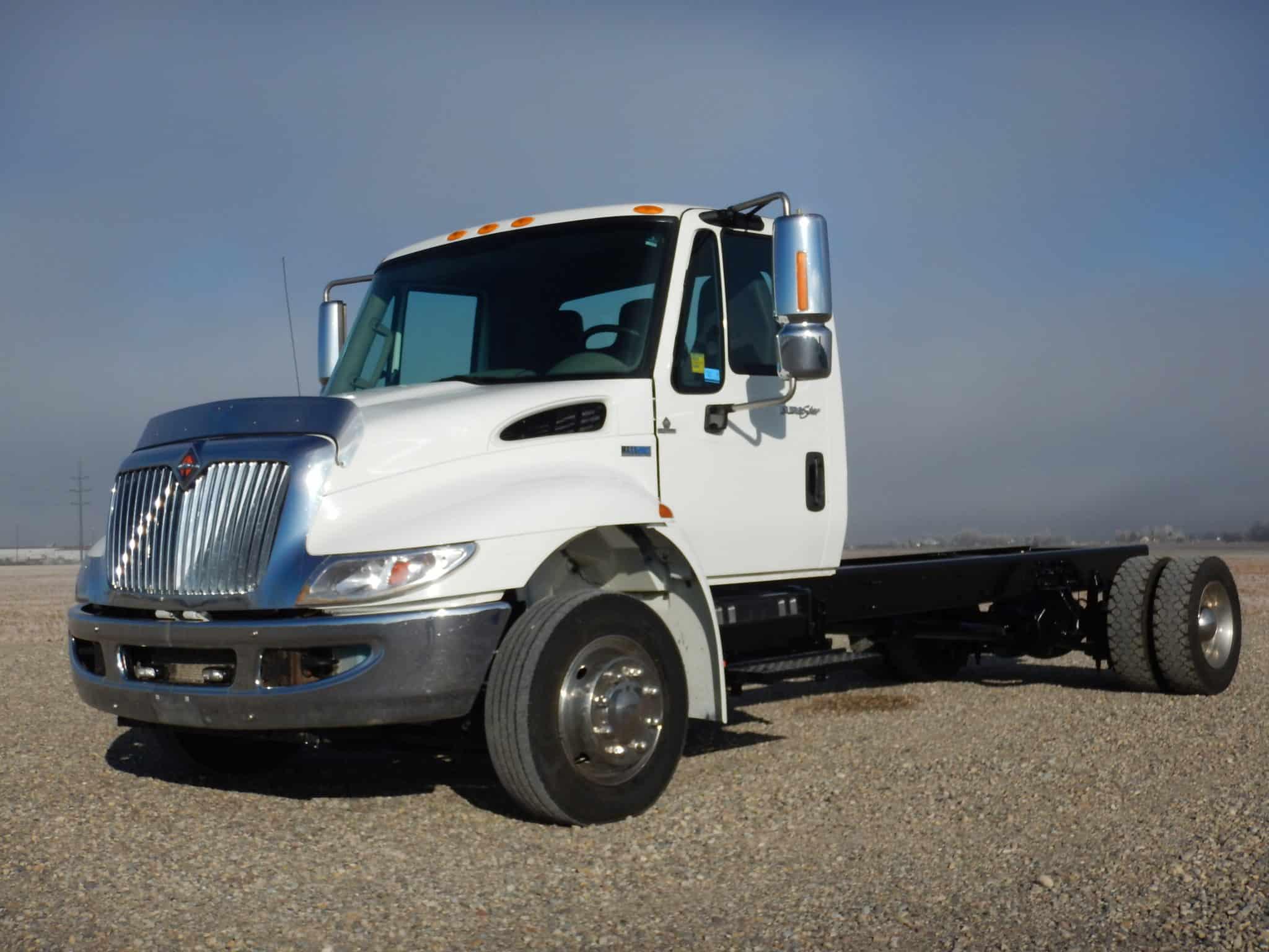 4300 international Truck service manual