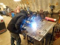 welding with Jaysen